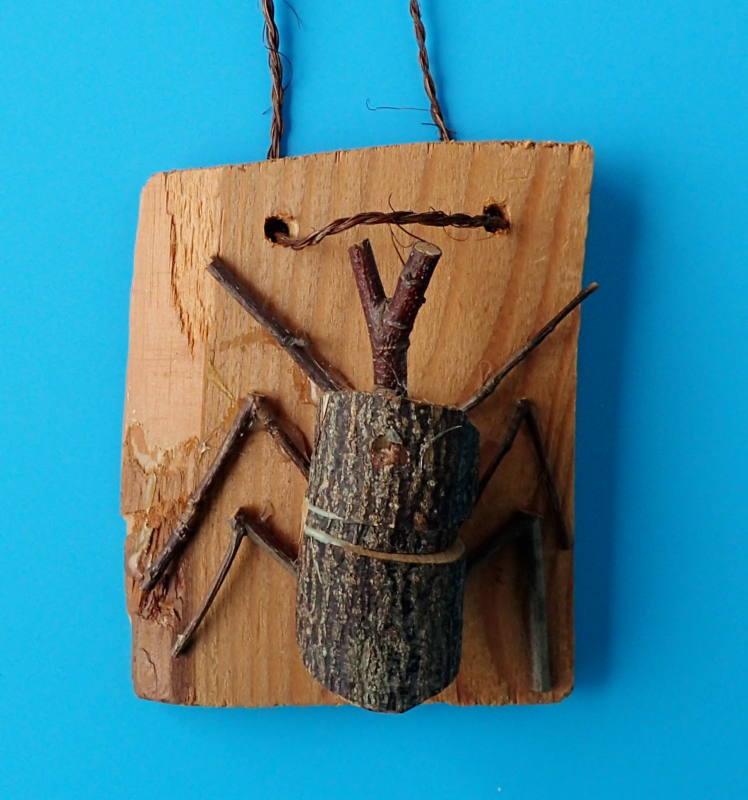 工作 昆虫 カブトムシ